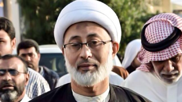 روحانی شیعه بحرینی اعتصاب غذا کرد