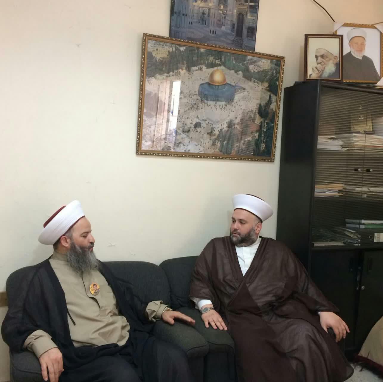 شیخ جبری و شیخ کبش