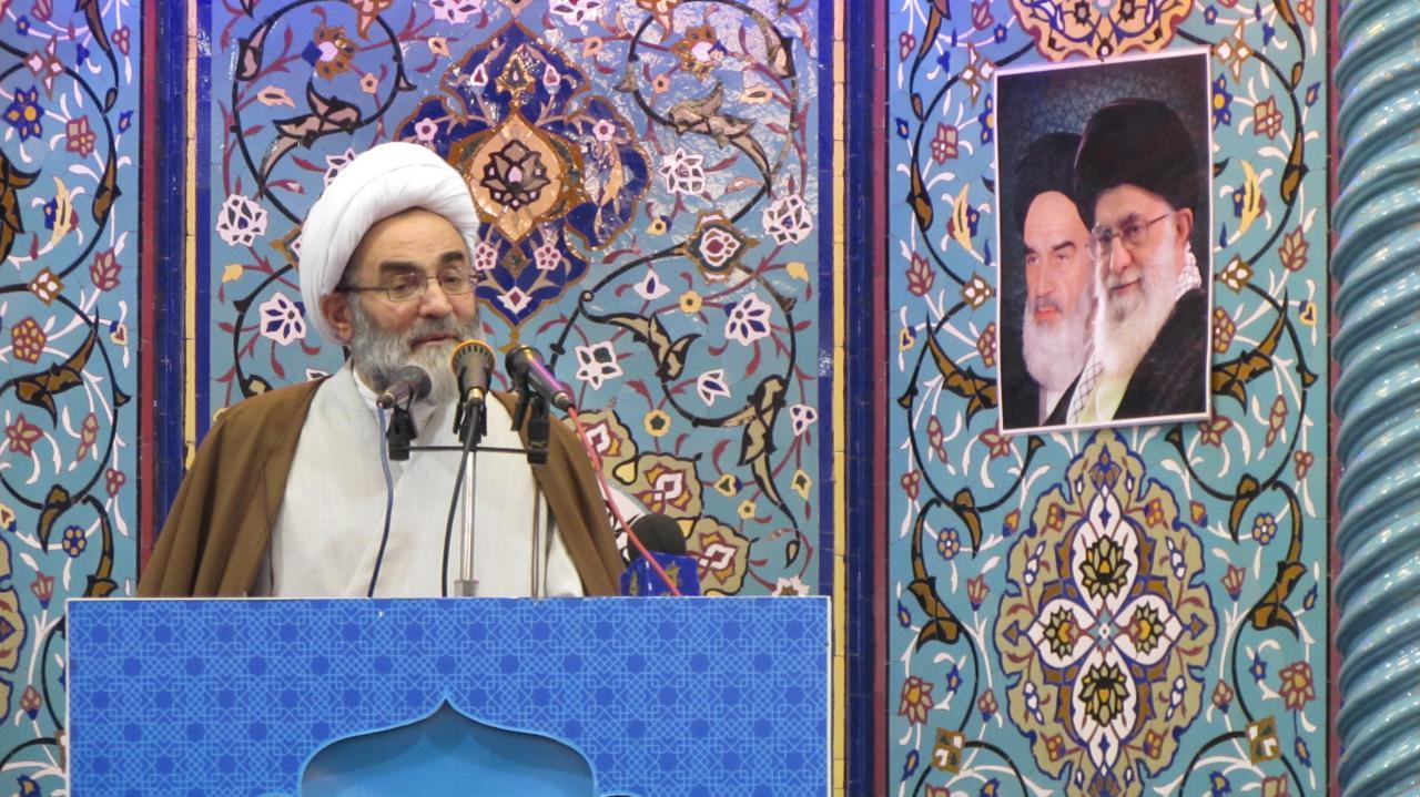 حجت الاسلام و المسلمین رسول فلاحتی در خطبه نماز جمعه