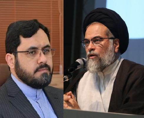 دیدار رئیس مرکز پژوهشهای اسلامی صدا و سیما با مدیر جامعه الزهرا