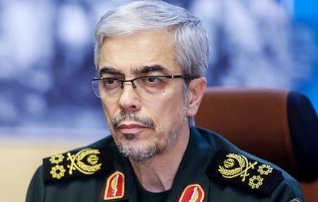 سرلشکر پاسدار محمد باقری -   رئیس ستاد کل نیروهای مسلح