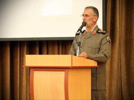 سردار سرتیپ محمد شیرازی، رئیس دفتر نظامی فرمانده معظم کل قوا