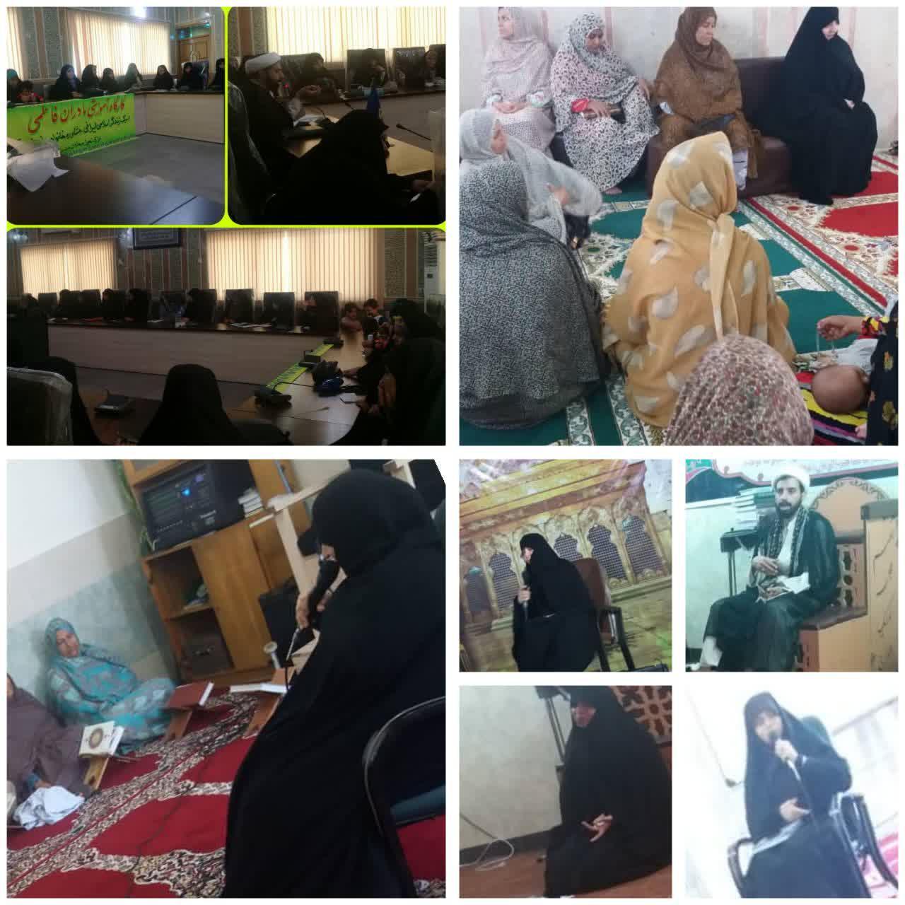 اردوی جهادی طلاب در ماه مبارک رمضان آغاز شد