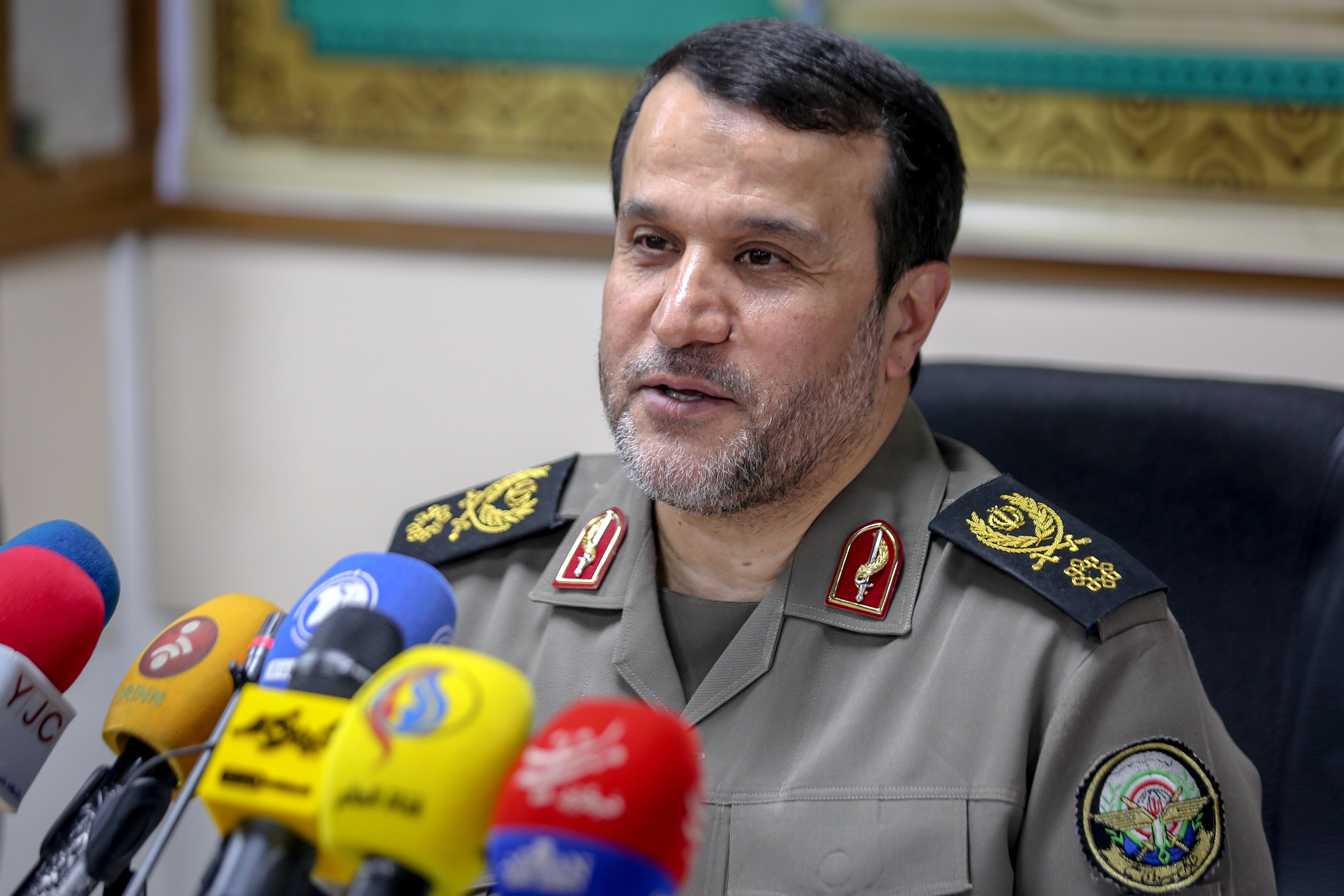 سردار بهمن کارگر، رئیس ستاد مرکزی بزرگداشت حماسه آزادسازی خرمشهر