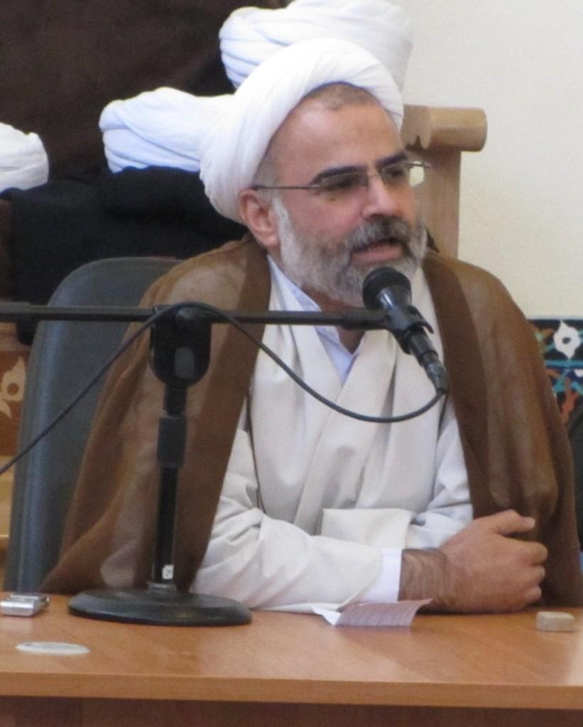 حجت الاسلام و المسلمین محمود رضا عصاری