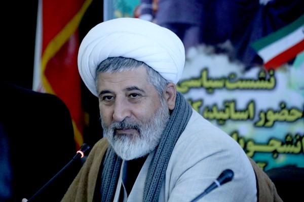 حجتالاسلام عبدالله محمدی
