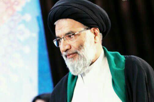 حجت الاسلام والمسلمین عبدالنبی موسوی فرد-امام جمعه اهواز