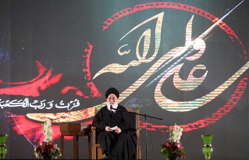 آیت الله علم الهدی-امام جمعه مشهد