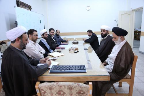 بازدید مسئولان خبرگزاری حوزه از جامعه الزهرا(س)