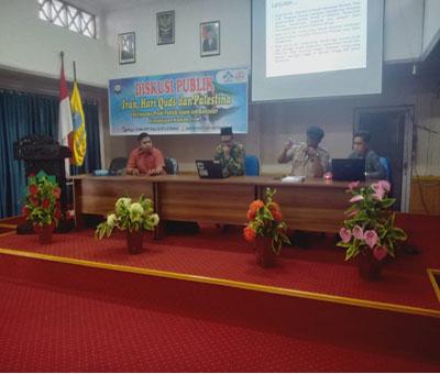 نشست تخصصی «ایران، قدس و فلسطین» در اندونزی