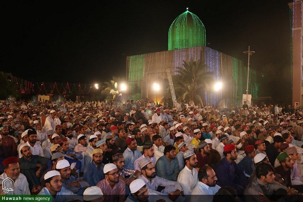 تصاویر/ اعتکاف رمضانیه در لاهور پاکستان