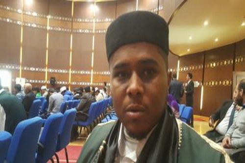 مبلغ دینی الازهر- اهل لیبی