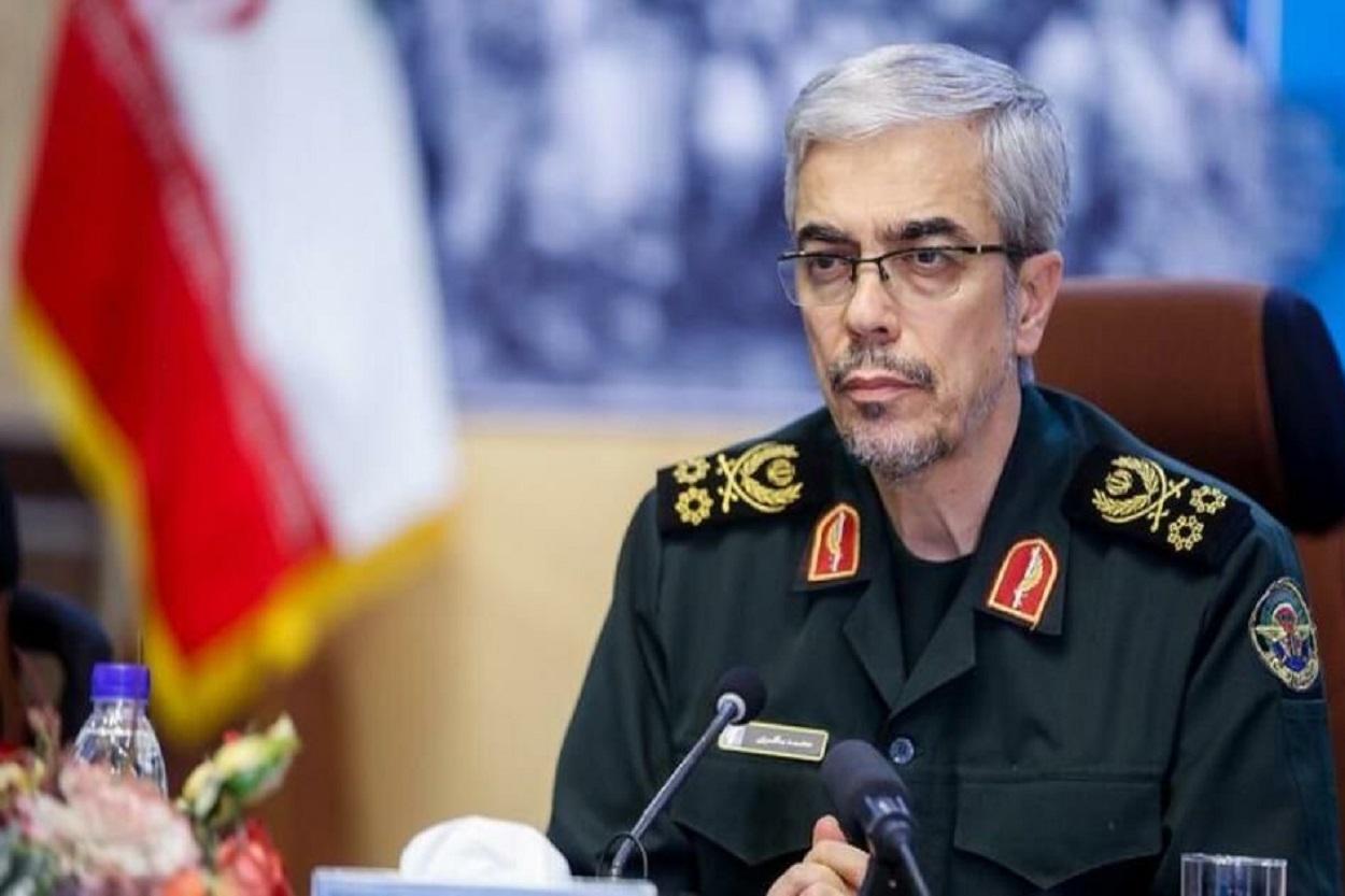 سرلشکر محمد باقری، رئیس ستاد کل نیروهای مسلح