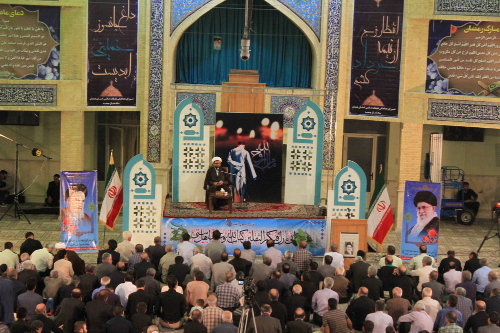 مراسم بزرگداشت سیامین سالگرد رحلت بنیانگذار انقلاب اسلامی