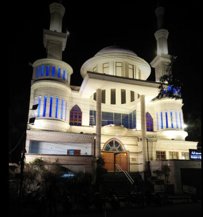 مسجد حیدرآباد