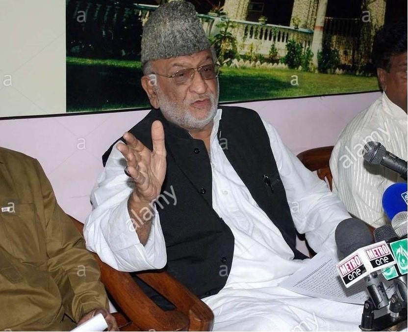 روحانی معروف شیعی و عضو اسبق مجلس سنای پاکستان در گذشت