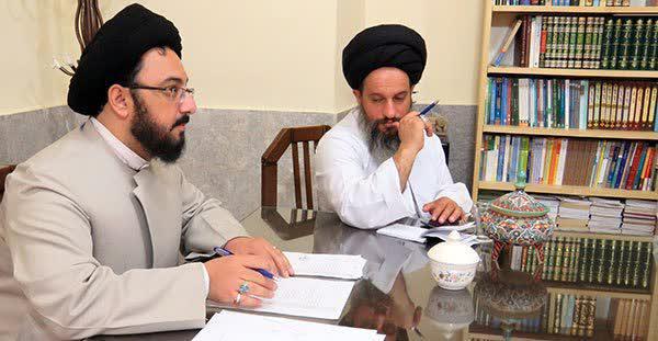 جلسه شورای اموزش حوزه علمیه یزد
