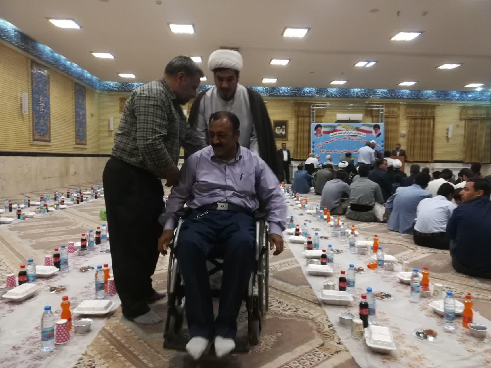 استقبال خوب طلاب ازطرح گروه های جهادی حامی خانواده های جانبازان ۷۰ درصد به بالای استان