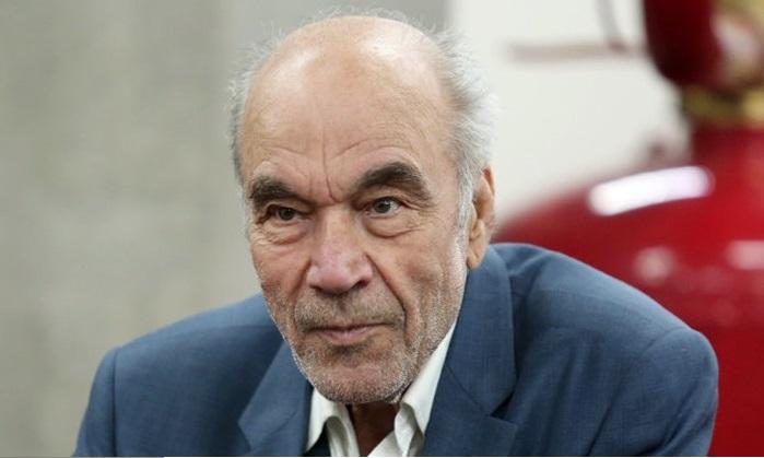 دکتر رضا داوری اردکانی رئیس فرهنگستان علوم