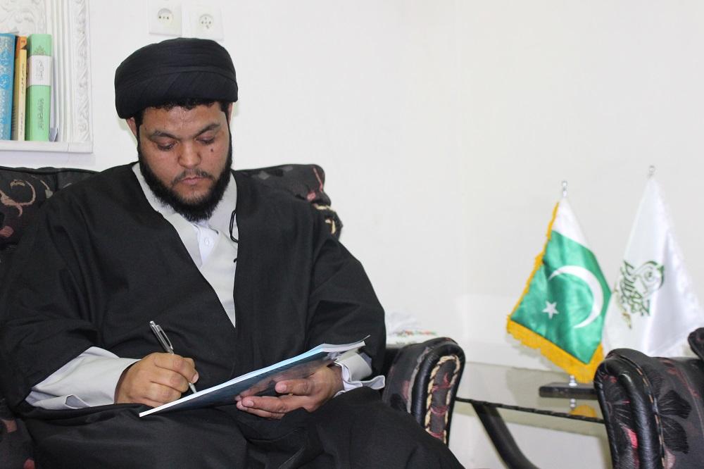 رئیس جامعه روحانیت بلتستان پاکستان
