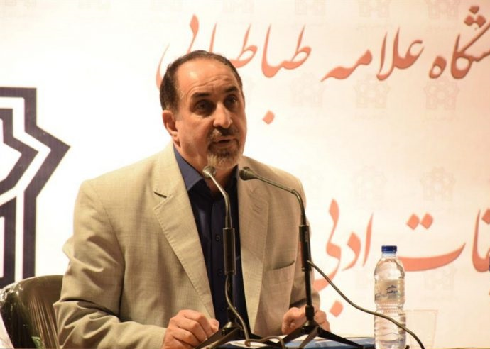 حسن بلخاری استاد فلسفه و هنر دانشگاه تهران