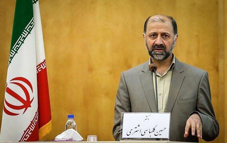 دکتر حسین کلباسی اشتری استاد فلسفه دانشگاه علامه طباطبایی