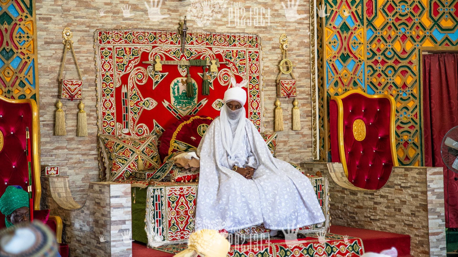 سلطان اقلیم «کانو» نیجریه