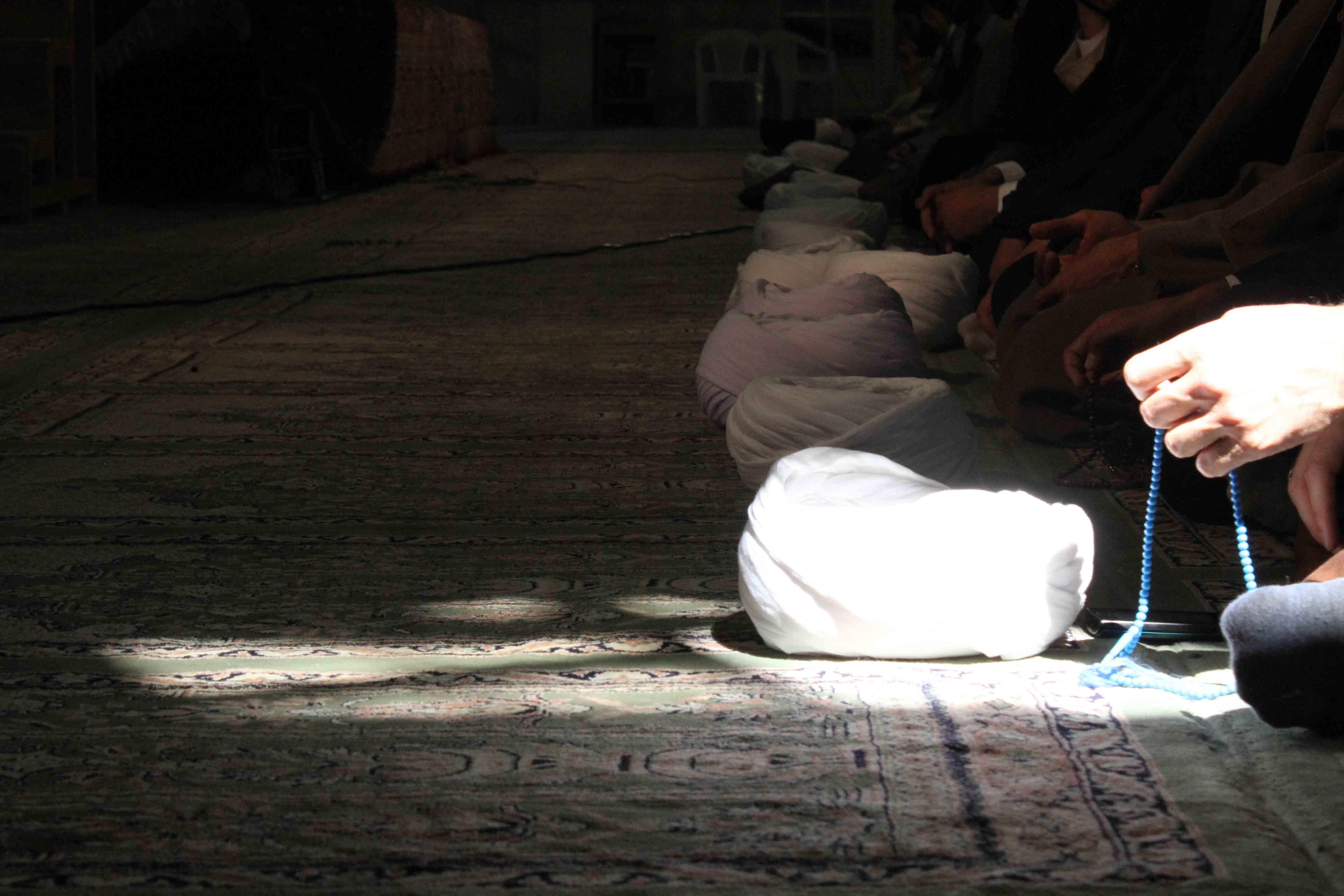 ملبس شدن ۴۲ طلبه همدانی به لباس مقدس روحانیت