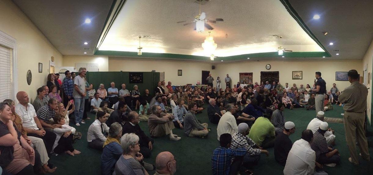مرکز اسلامی واکو در تگزاس، نامه تهدید آمیز دریافت کرد.