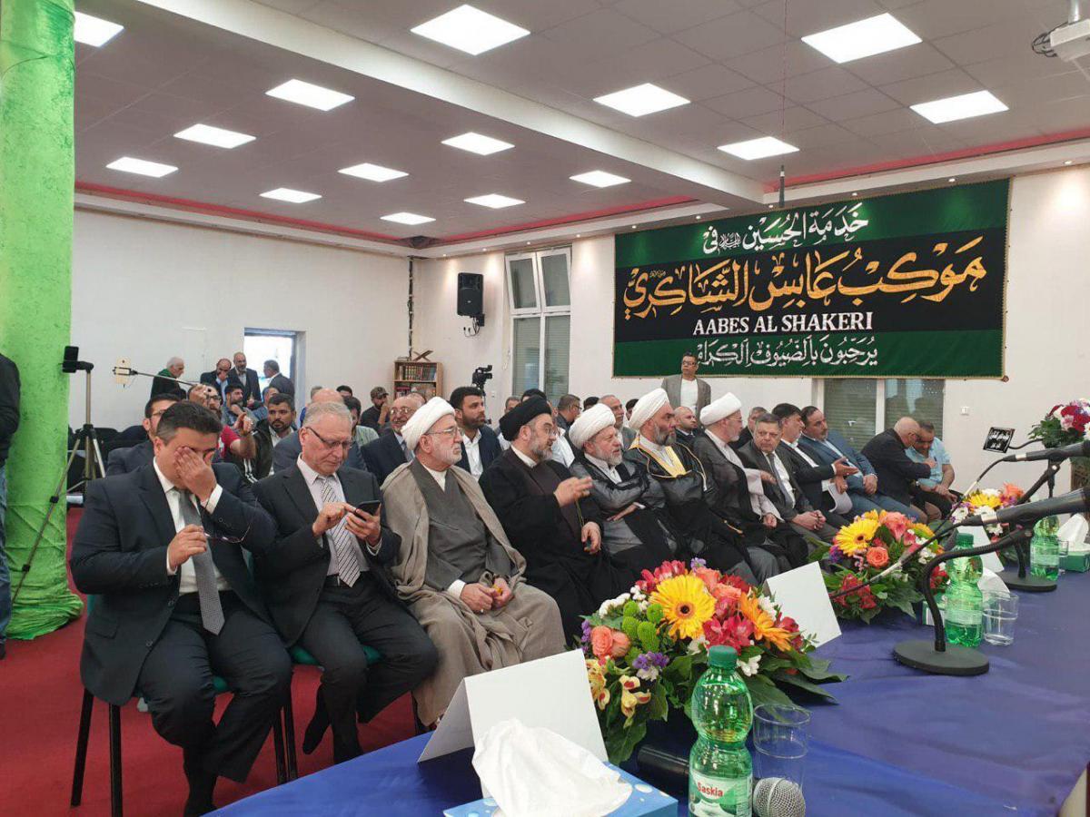 آستان مقدس عباسی هفته فرهنگی حضرت عباس(ع) برگزار کرد