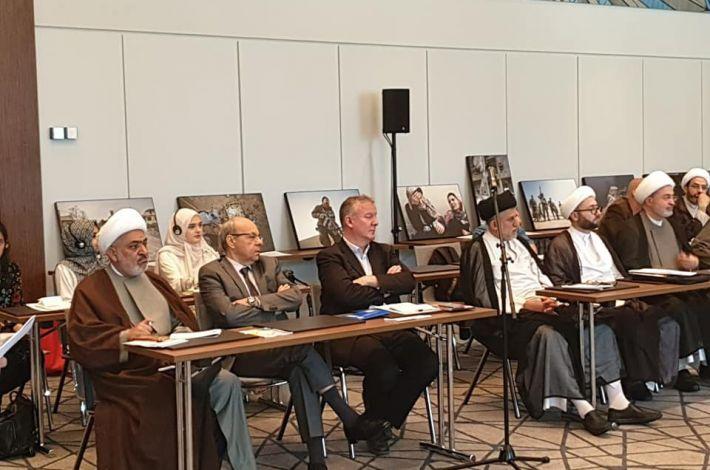 """نشست """"نقش ادیان در گسترش صلح"""""""