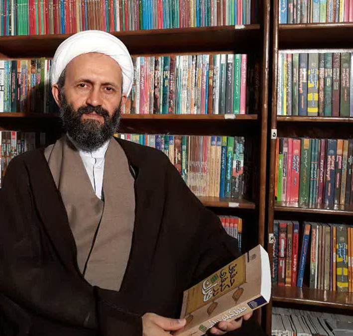 سعید داودی عضو هیأت علمی گروه قرآنپژوهی پژوهشگاه فرهنگ و اندیشه اسلامی