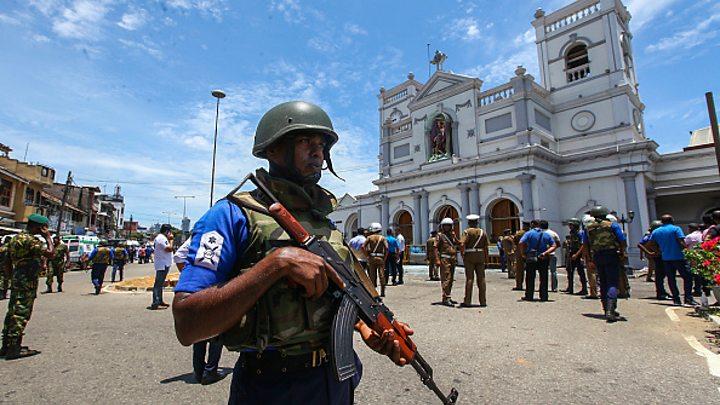 سازمان حقوق بشر پلیس سریلانکا را محکوم به تبعیض ضداسلامی کرد