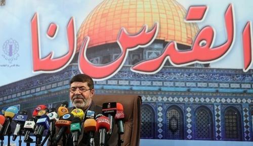 رمضان شریف رئیس ستاد انتفاضه و قدس