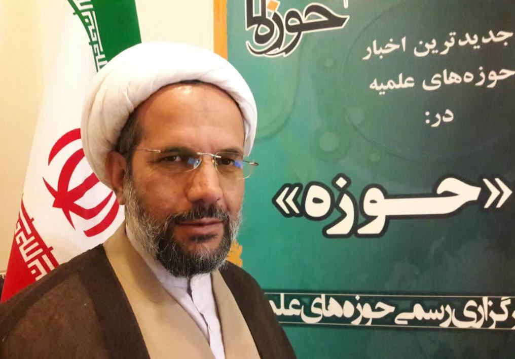 حجت الاسلام صادق ایرانی مدیرحوزه علمیه کرمانشاه