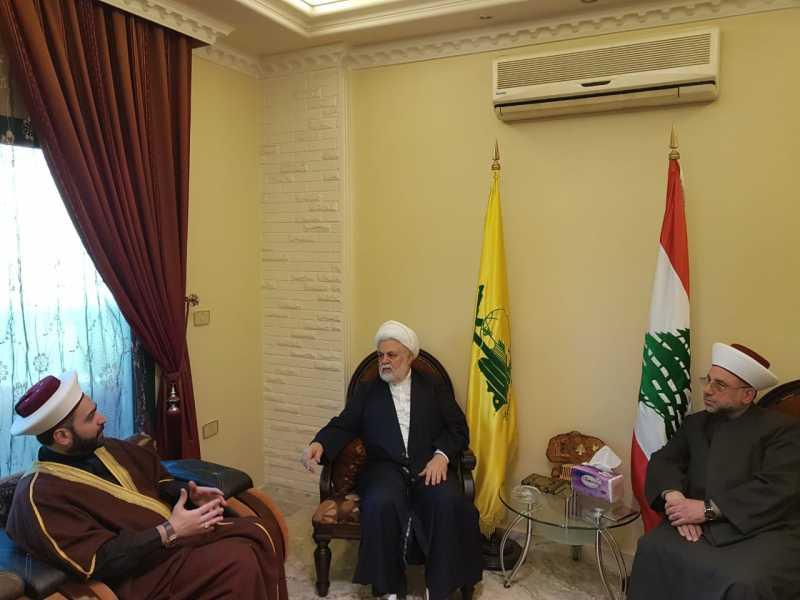 روحانیون اهل سنت لبنان