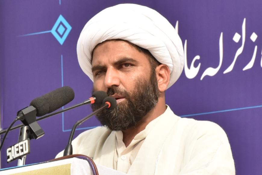 سخنگوی مجلس وحدت مسلمین پاکستان