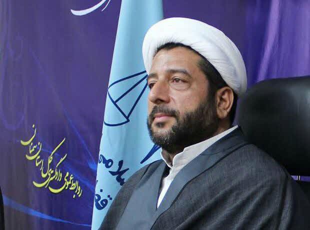 حجت الاسلام محمد تقی جلالی- معاون فرهنگی دادگستری  سمنان
