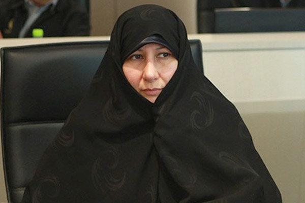 معصومه ظهیری معاون فرهنگی حوزههای علمیه خواهران کشور