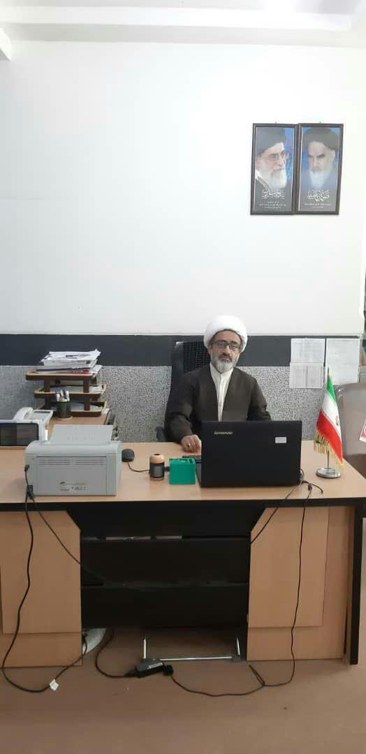 مدیر مدرسه سفیران فسا