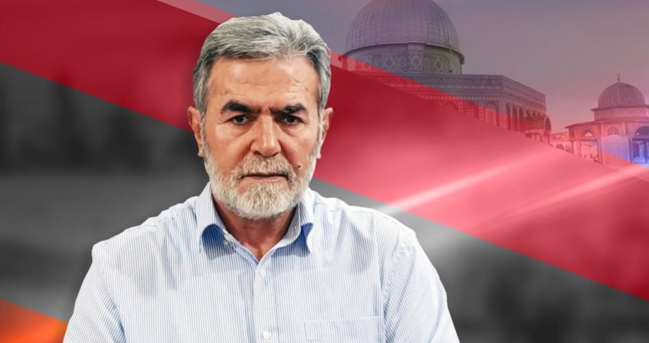 زیاد نخاله دبیرکل جنبش جهاد اسلامی
