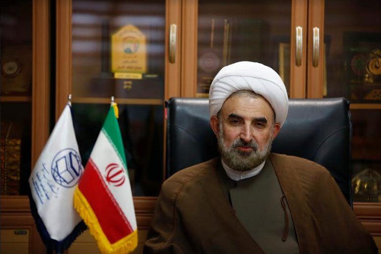 حجت الاسلام والمسلمین محمدحسین مختاری، رییس دانشگاه مذاهب اسلامی