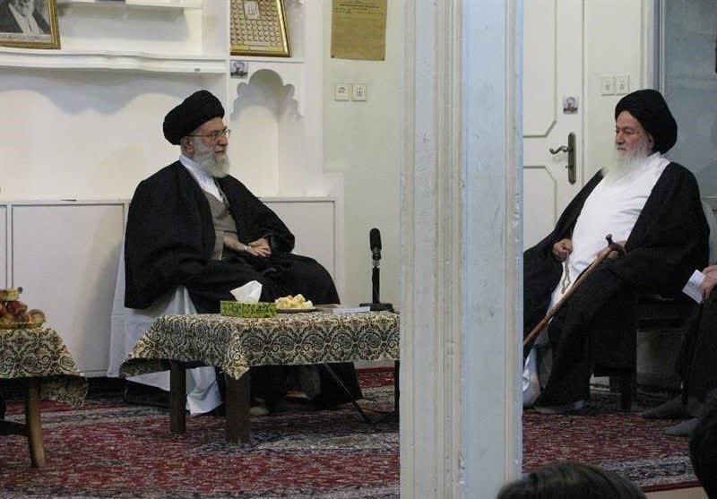پیام تسلیت در پی درگذشت آیتالله سیدمحمد حسینی شاهرودی