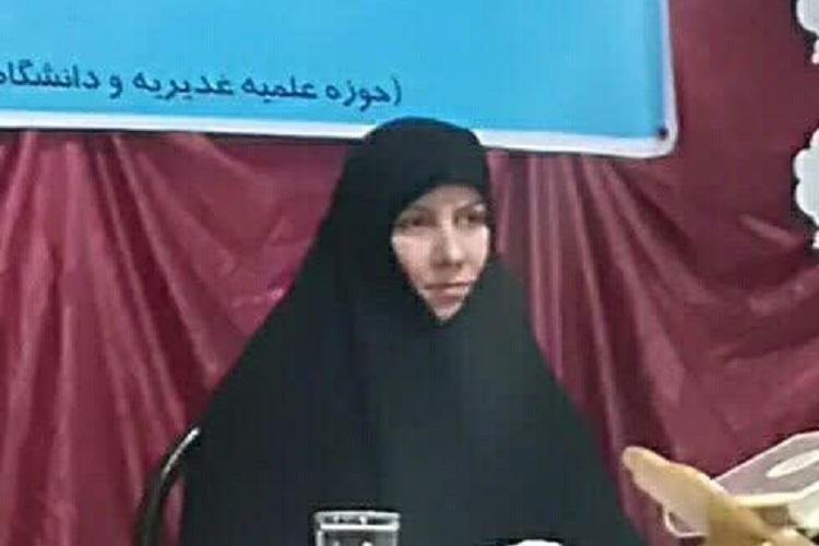 اجرای طرح «تابستان معنوی» در مدرسه علمیه خواهران غدیریه