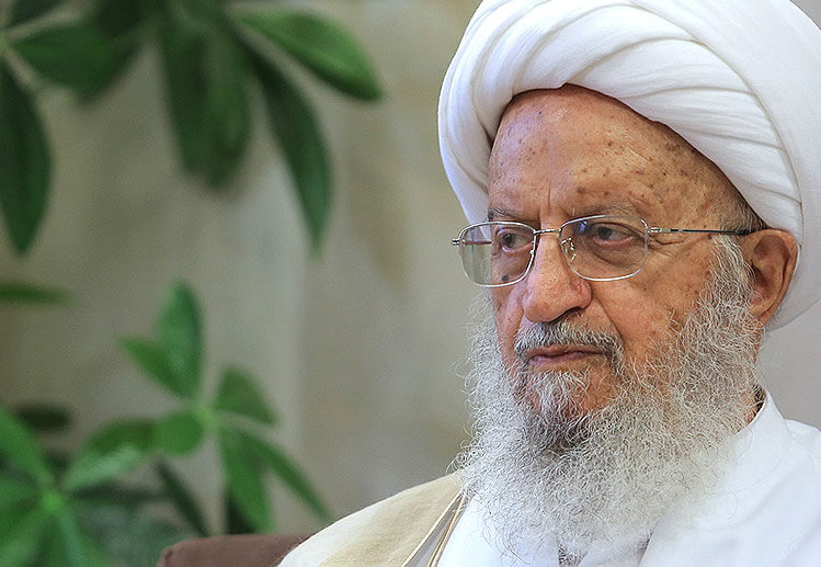 آیتالله العظمی مکارم شیرازی در تهران بستری شدند