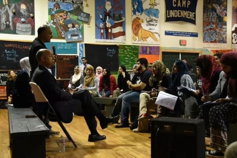 بزرگترین انجمن اسلامی دانشجویی در ایالات متحده