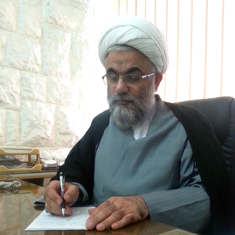 حجت الاسلام والمسلمین حسین اسکندری