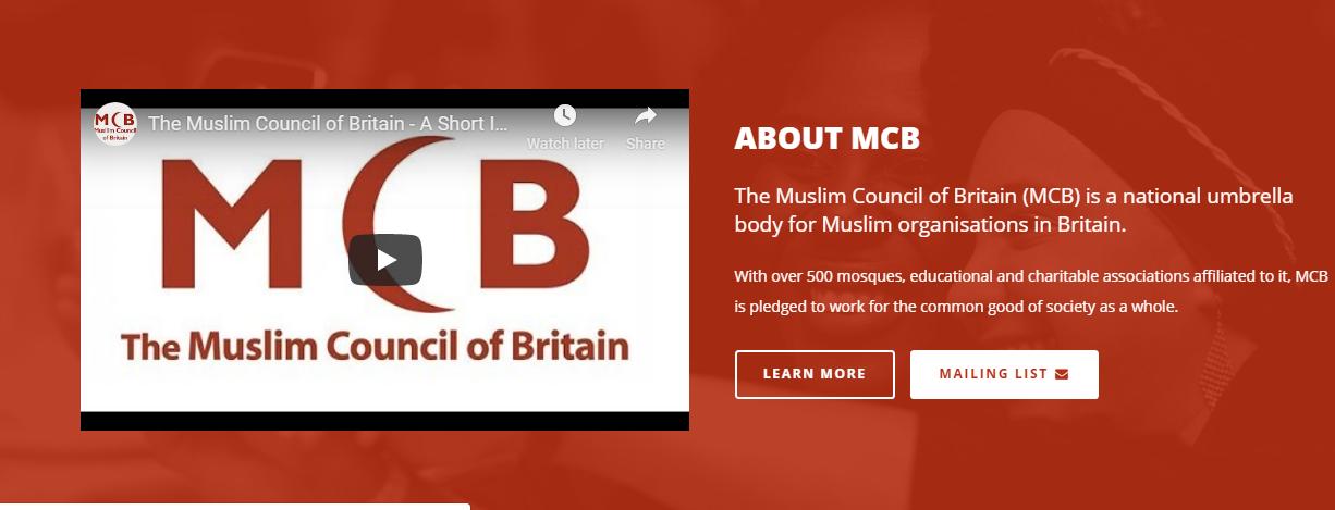 شورای مسلمانان بریتانیا «مرکز مانیتور رسانه ای» تشکیل داد