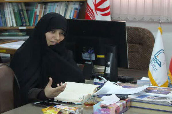 ماندانا جلالی، سرپرست روابط عمومی مرکز مدیریت حوزه های علمیه خواهران