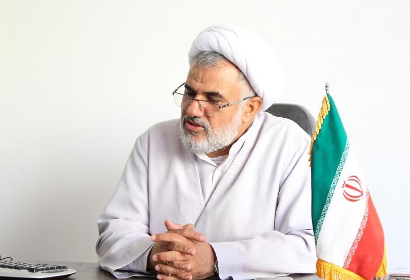 پیام تبریک کارکنان مدیریت حوزه علمیه خواهران هرمزگان به نماینده جدید ولی فقیه در استان
